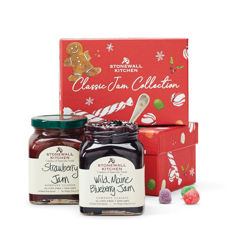 Classic Jam Collection Holiday
