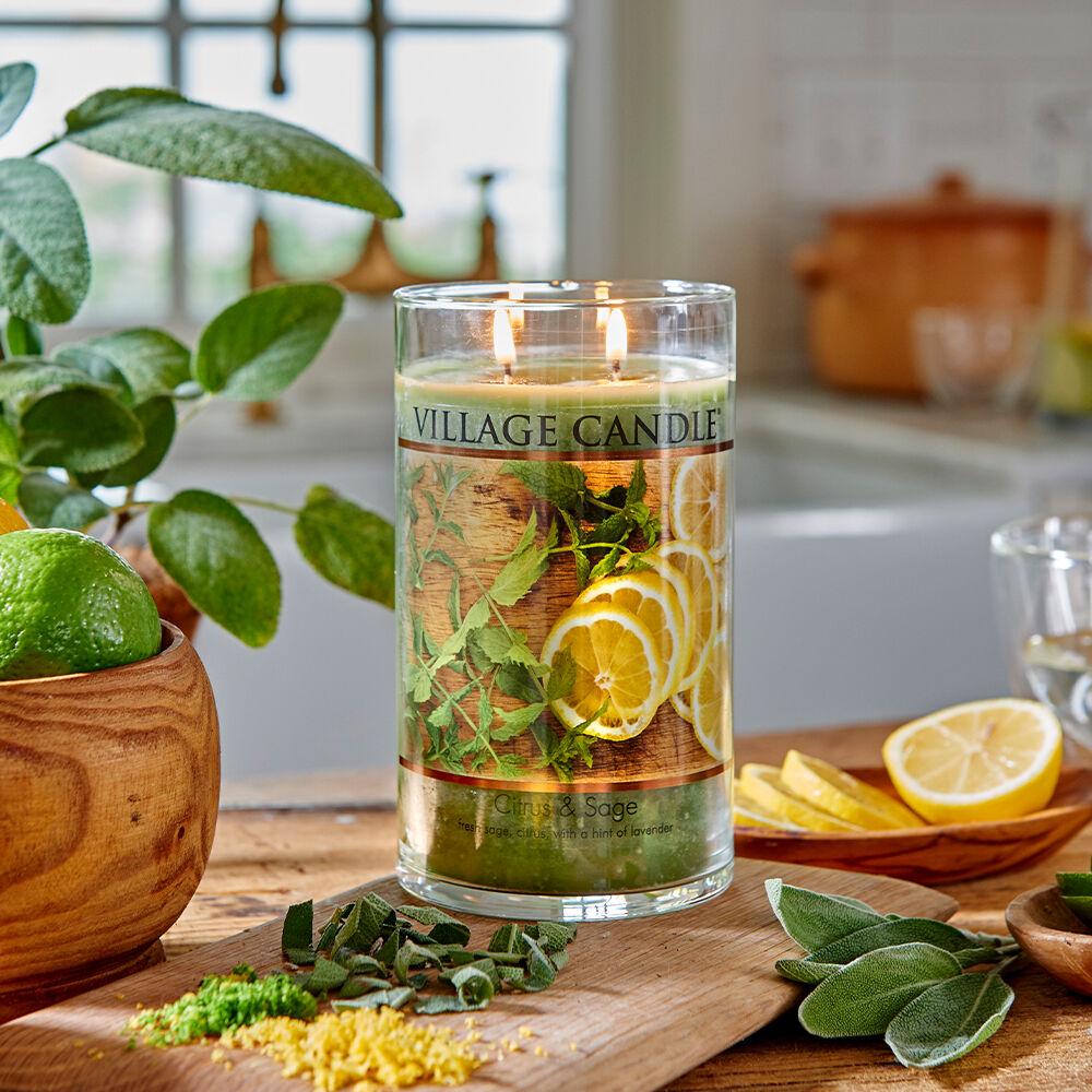 Citrus & Sage Candle image number 5