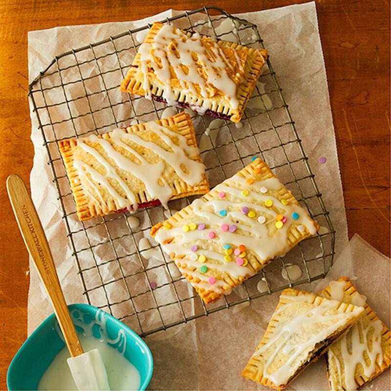Individual Jam Filled Pastries