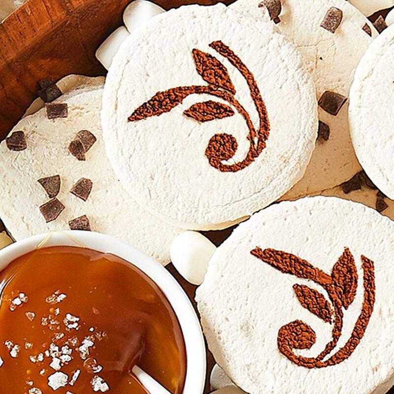 Coffee Caramel Marshmallows