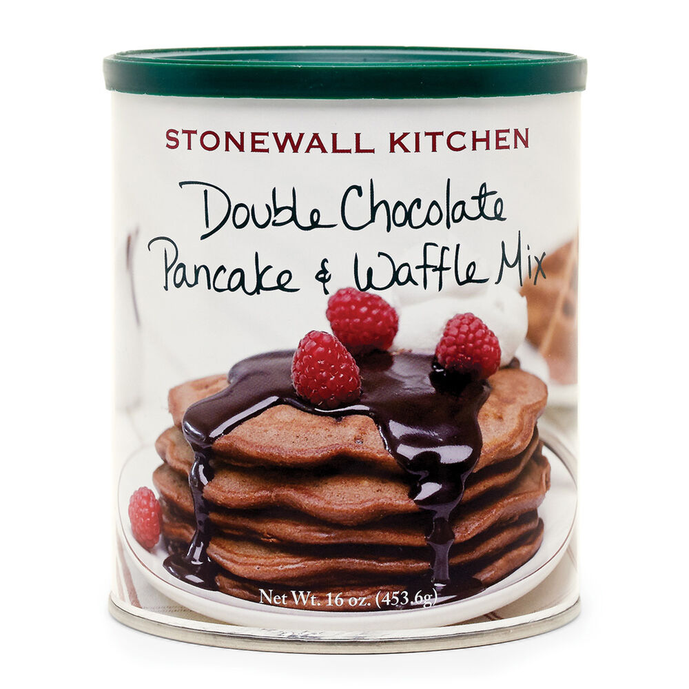 Double Chocolate Pancake & Waffle Mix image number 0