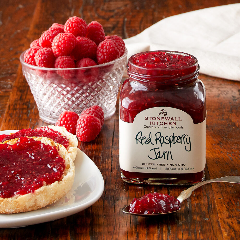 Red Raspberry Jam image number 2