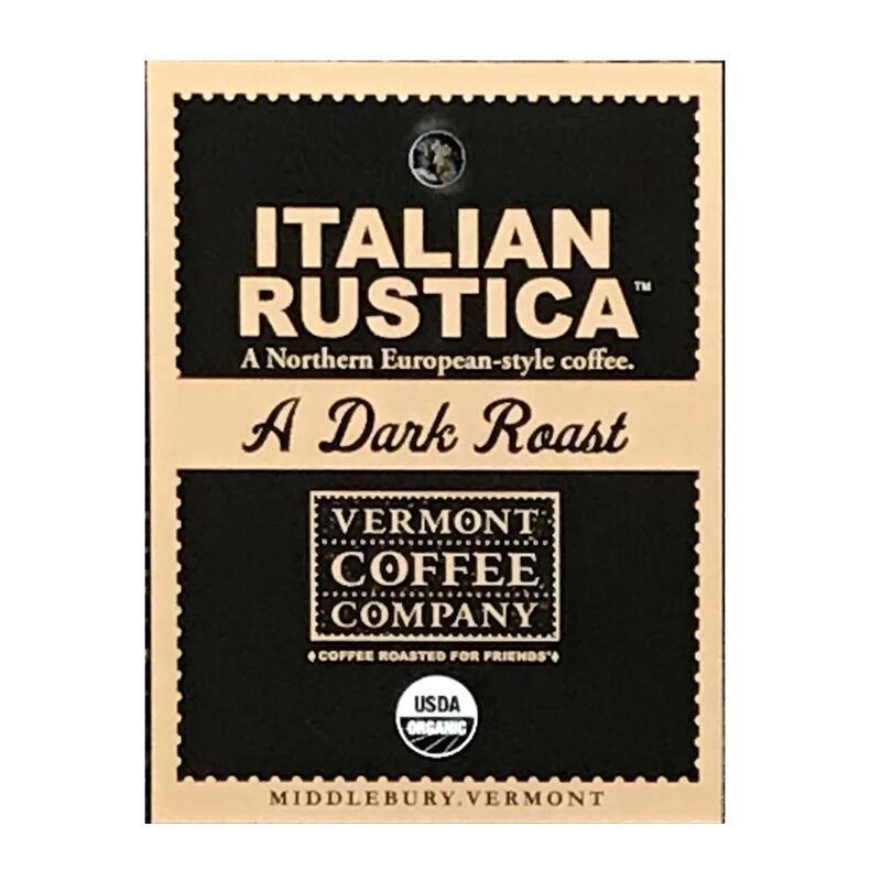Italian Rustica Whole Bean Coffee 80oz