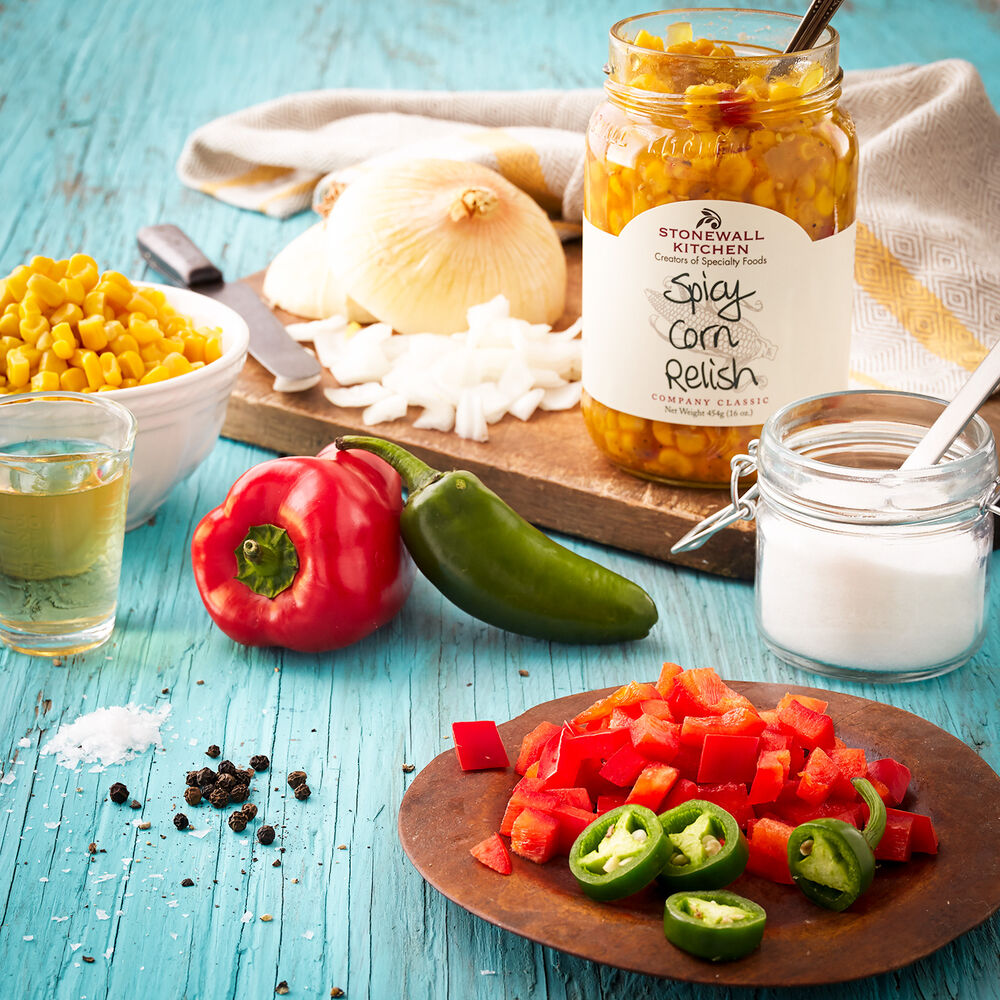 Spicy Corn Relish image number 1