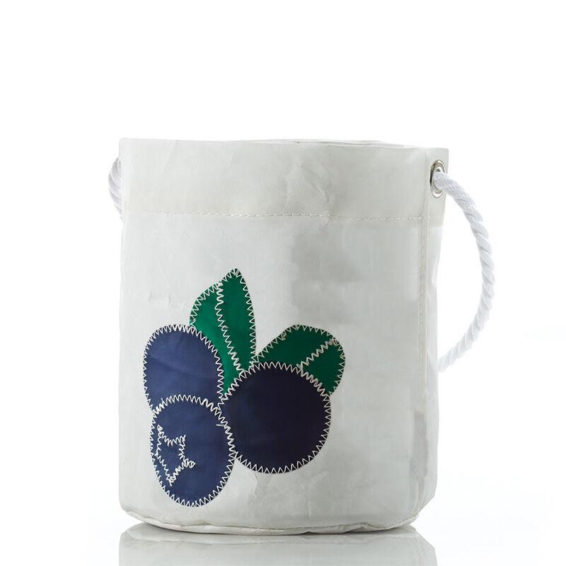 Sea Bags® Blueberry Bucket Bag