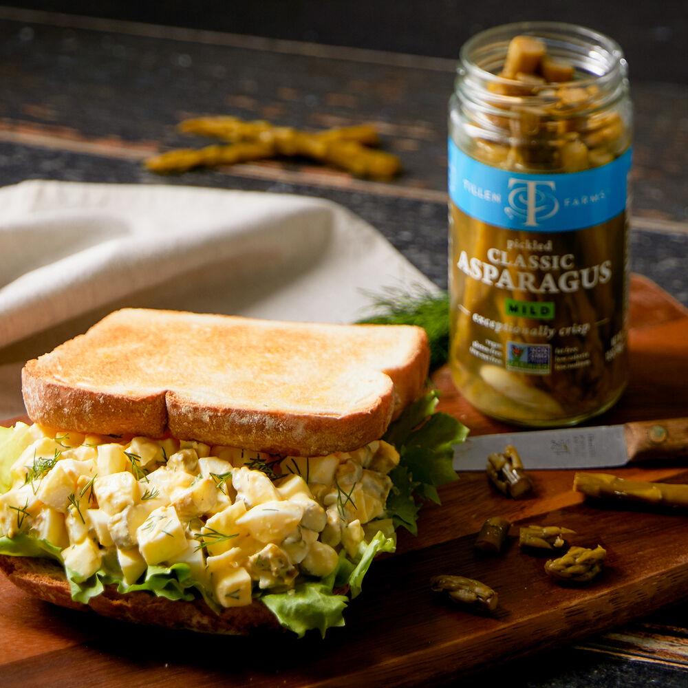 Mild Pickled Asparagus image number 1