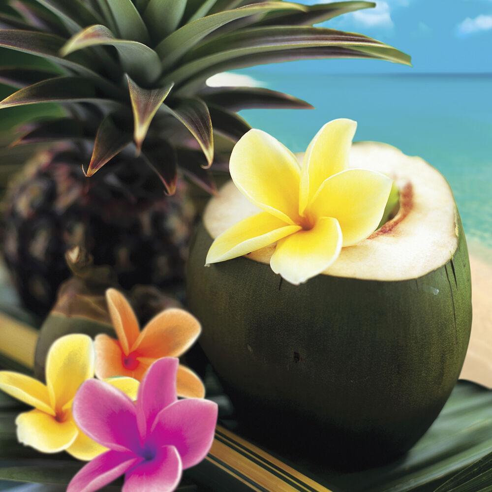 Tropical Getaway Candle image number 6