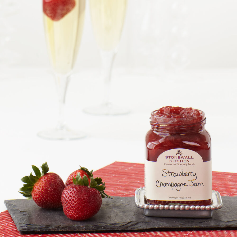 Strawberry Champagne Jam image number 1