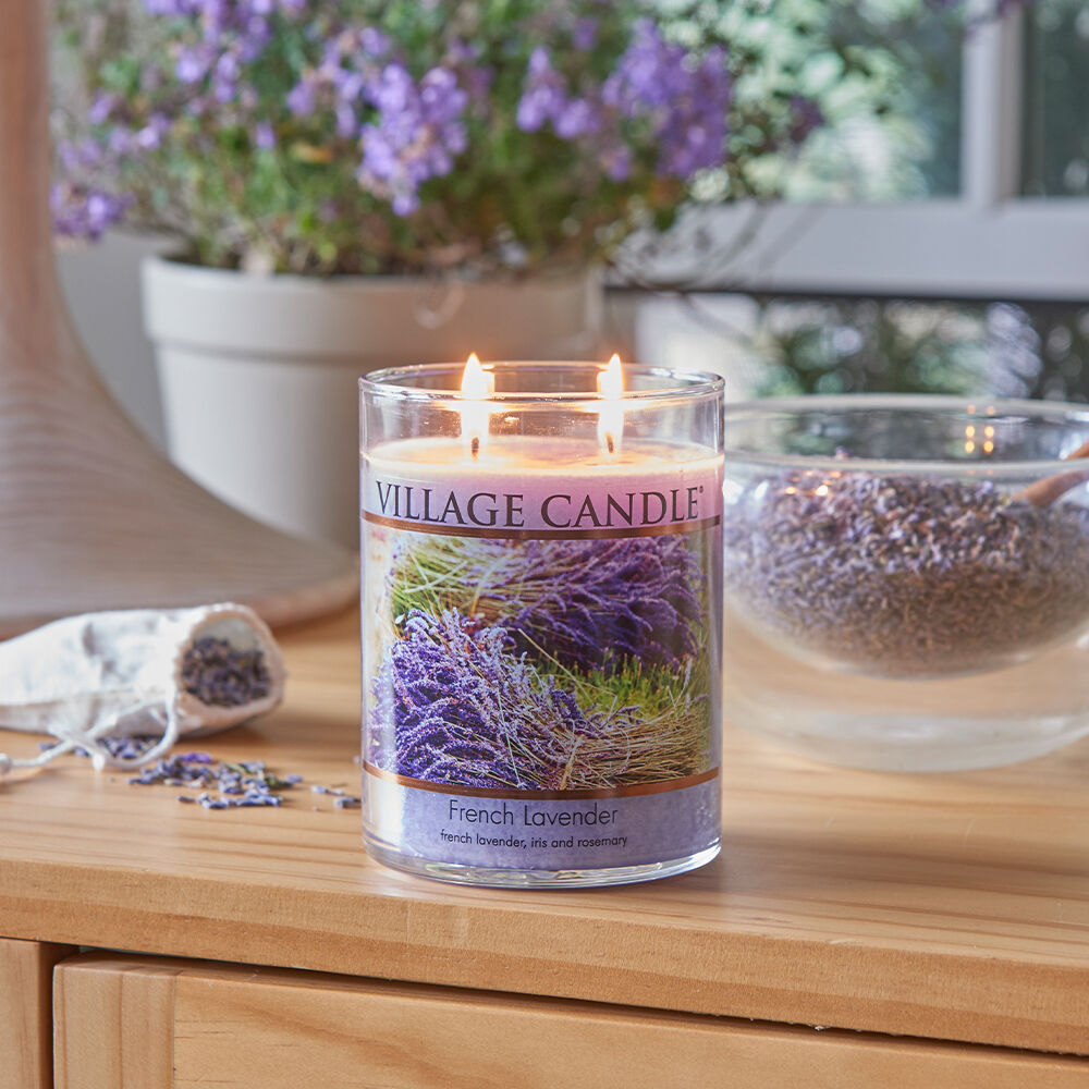 French Lavender Candle image number 6