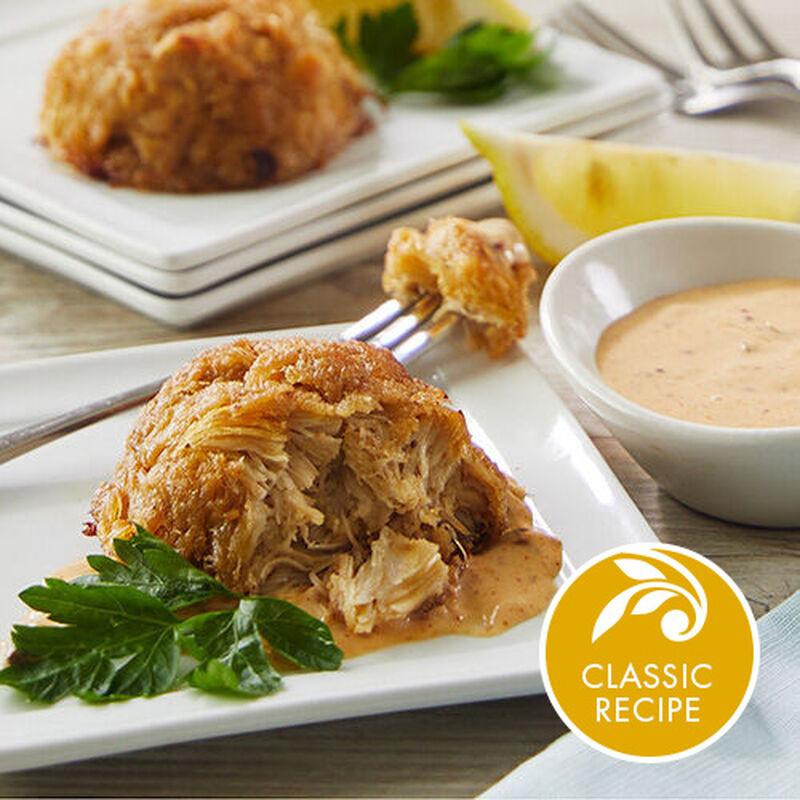 Legal Sea Foods Crab Cakes