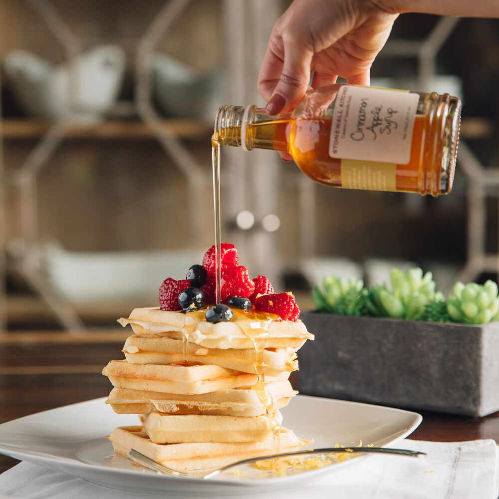 Cinnamon Apple Syrup image number 1