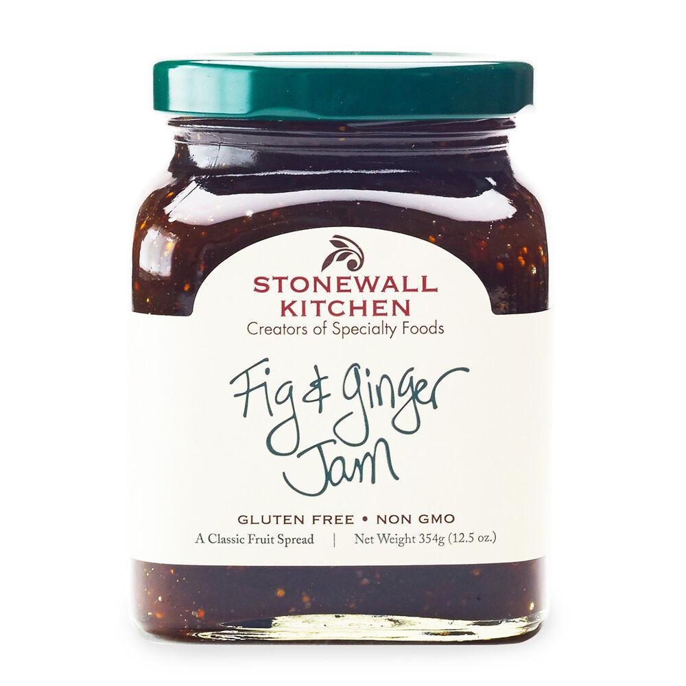 Fig & Ginger Jam image number 0