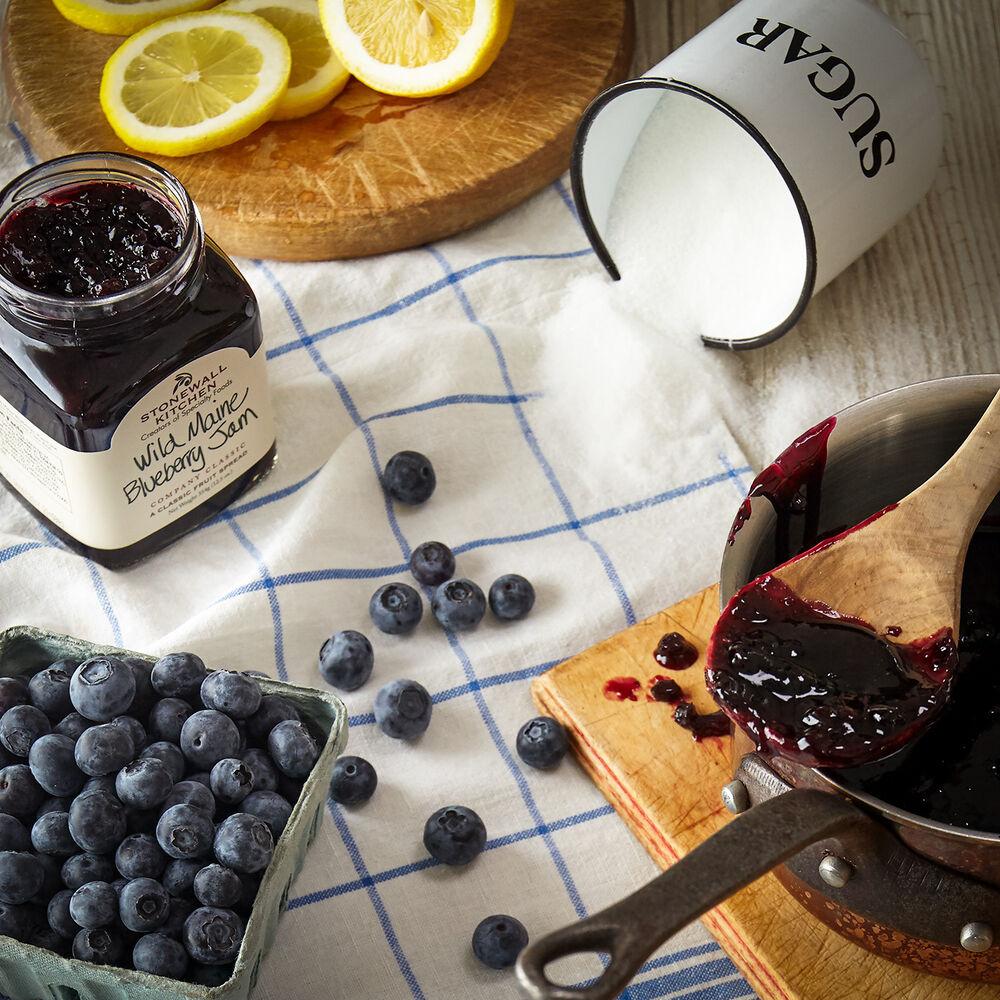 Wild Maine Blueberry Jam image number 2