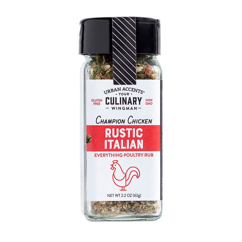 Rustic Italian Everything Poultry Rub