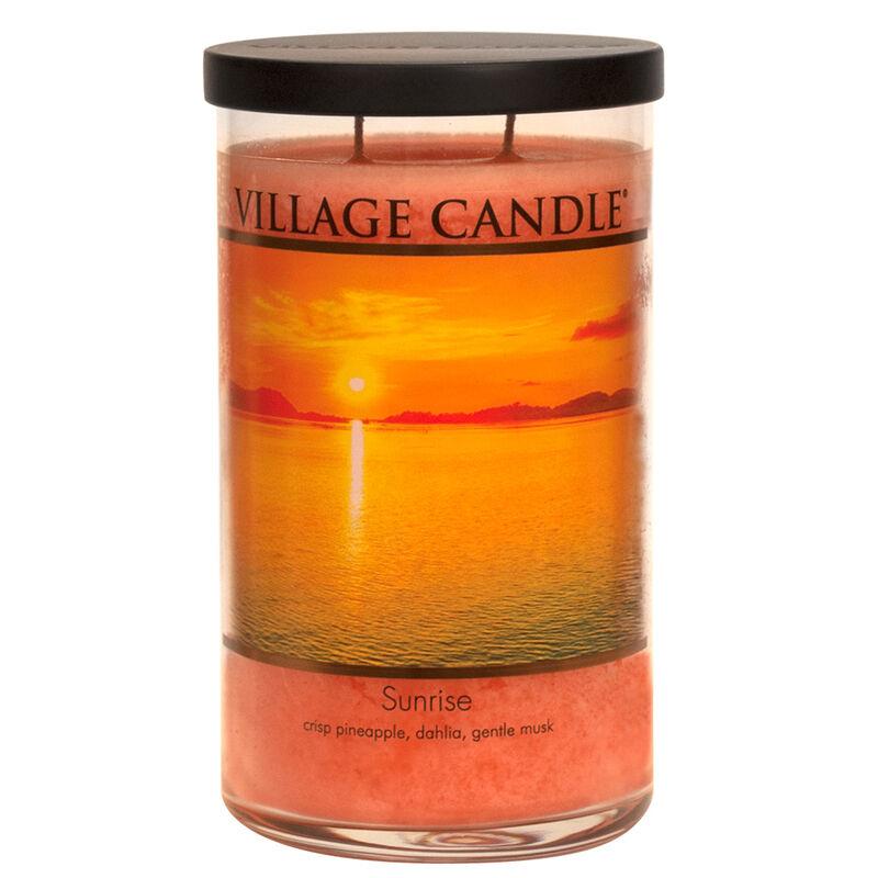 Sunrise Candle