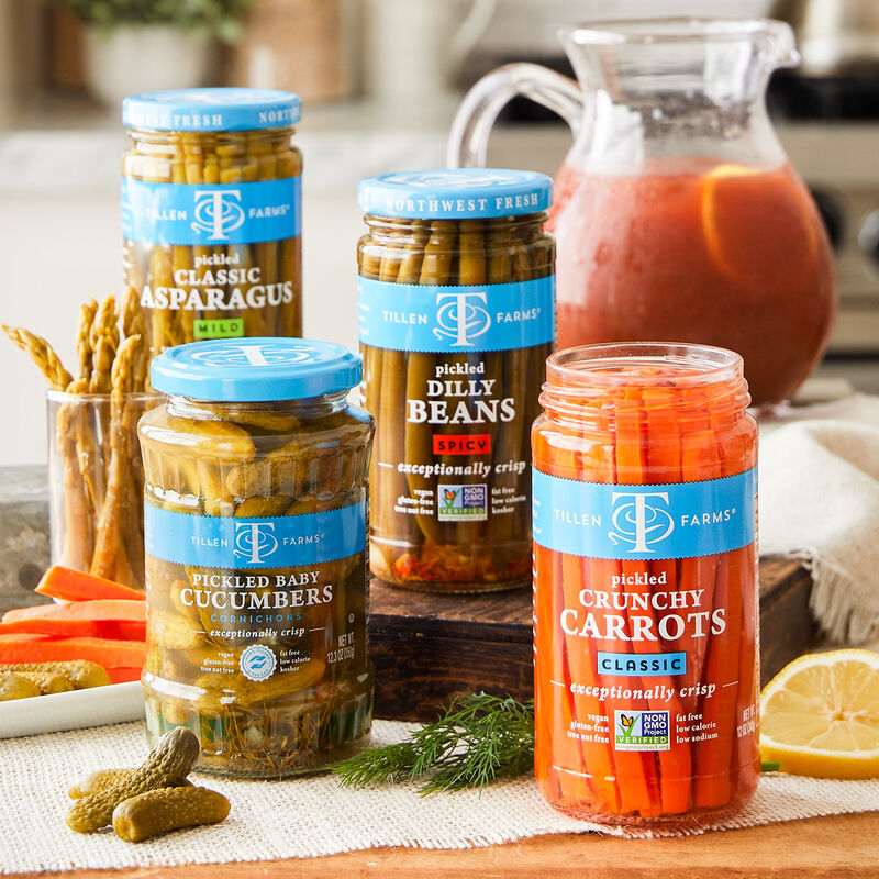 Bloody Mary Condiment Collection