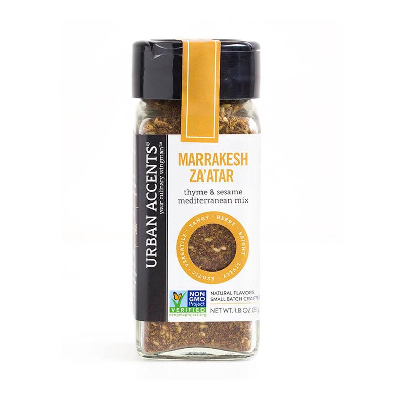 Marrakesh Za'atar Spice Jar