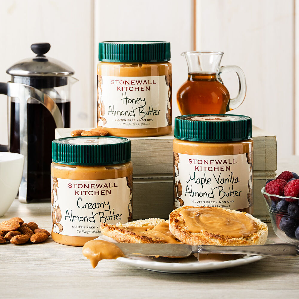 Creamy Almond Butter image number 1