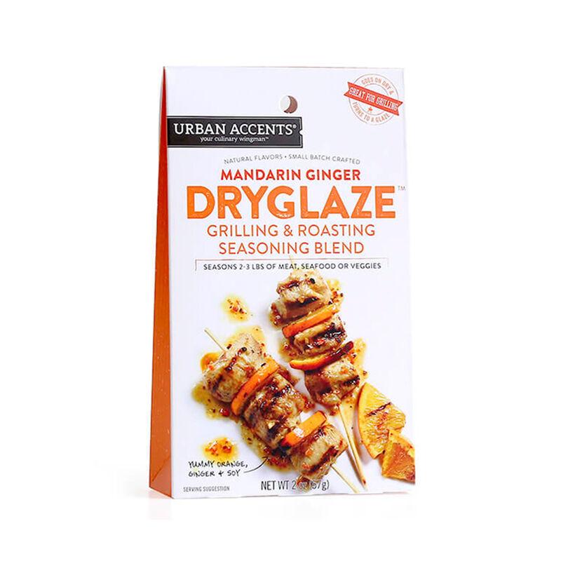 Mandarin Ginger Dryglaze