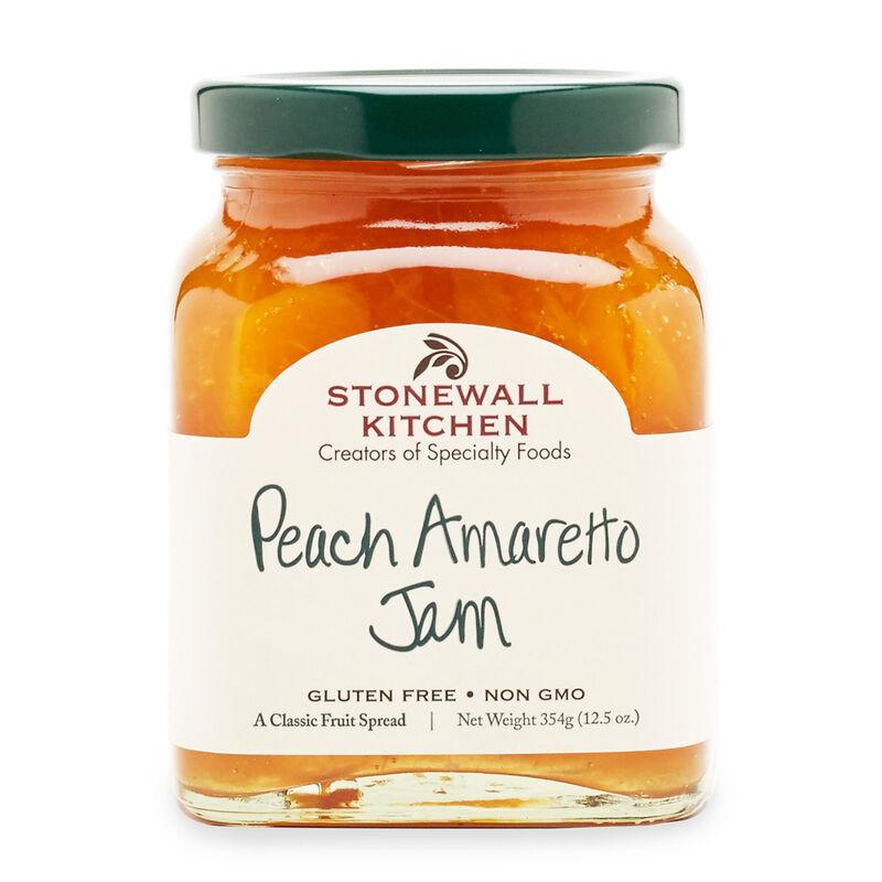 Peach Amaretto Jam