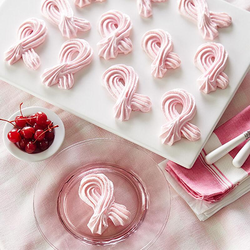 Merry Cherry Meringues