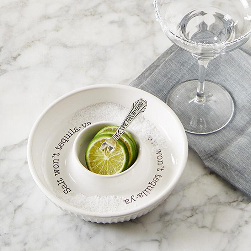 Margarita Salt Rimmer & Lime Set