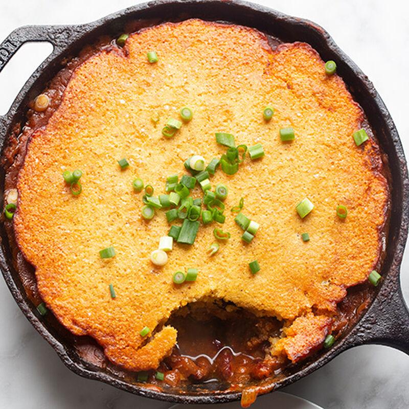Mesquite Chili Cornbread Bake