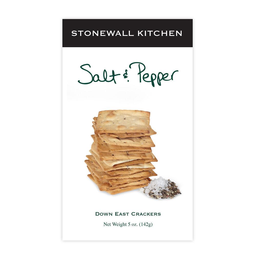 Salt & Pepper Crackers image number 0