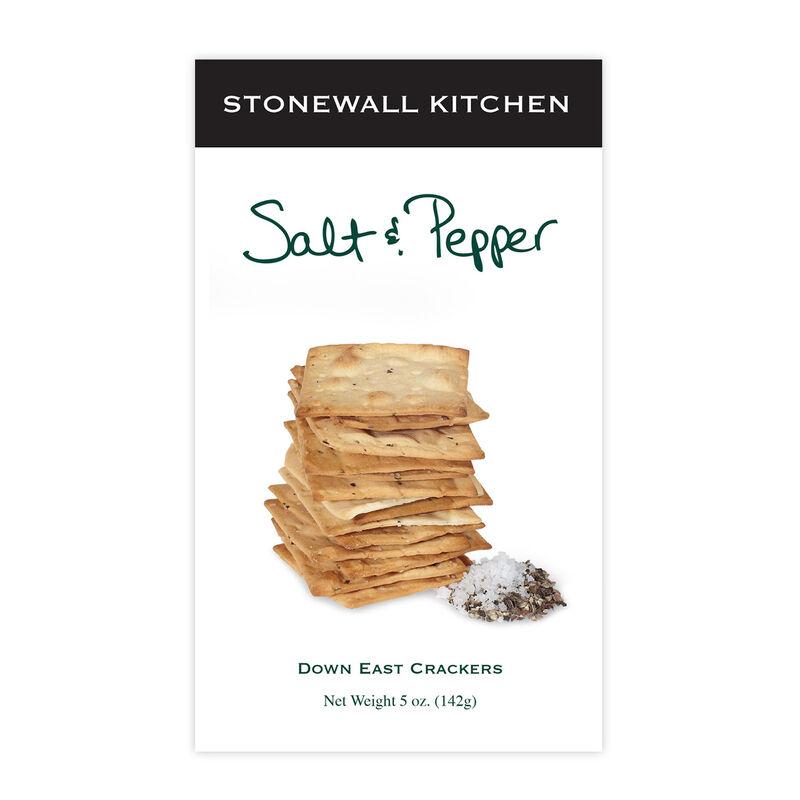 Salt & Pepper Crackers