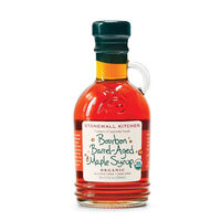 Organic Bourbon Barrel-Aged Maple Syrup