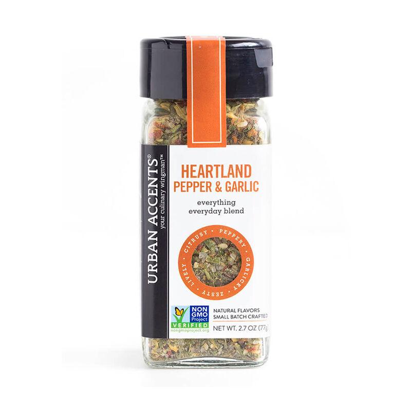 Heartland Pepper & Garlic Spice Jar