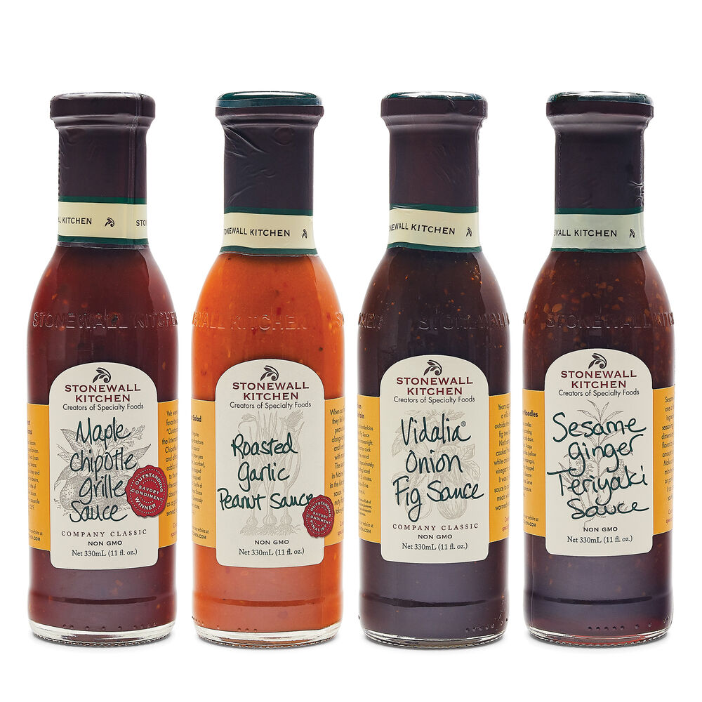 Our Classic Grille Sauce Collection image number 0