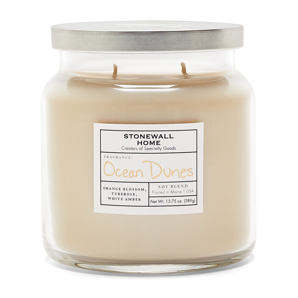 Stonewall Home Ocean Dunes Candle image number 1