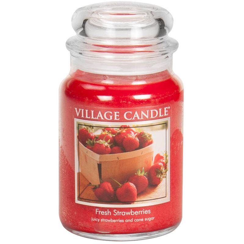 Fresh Strawberries Candle