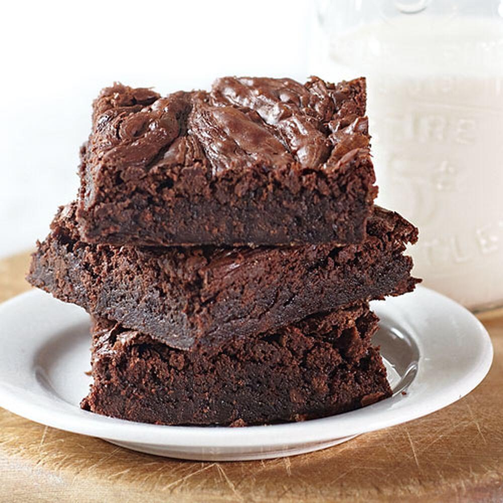 Triple Fudge Brownie Mix image number 1
