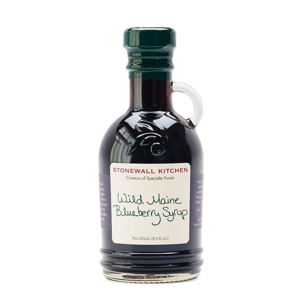 Wild Maine Blueberry Syrup image number 0