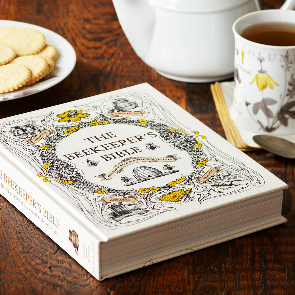 The Beekeeper's Bible Book image number 0