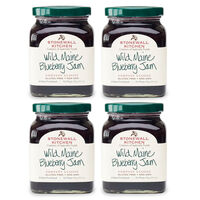 Wild Maine Blueberry Jam (4 Pack)