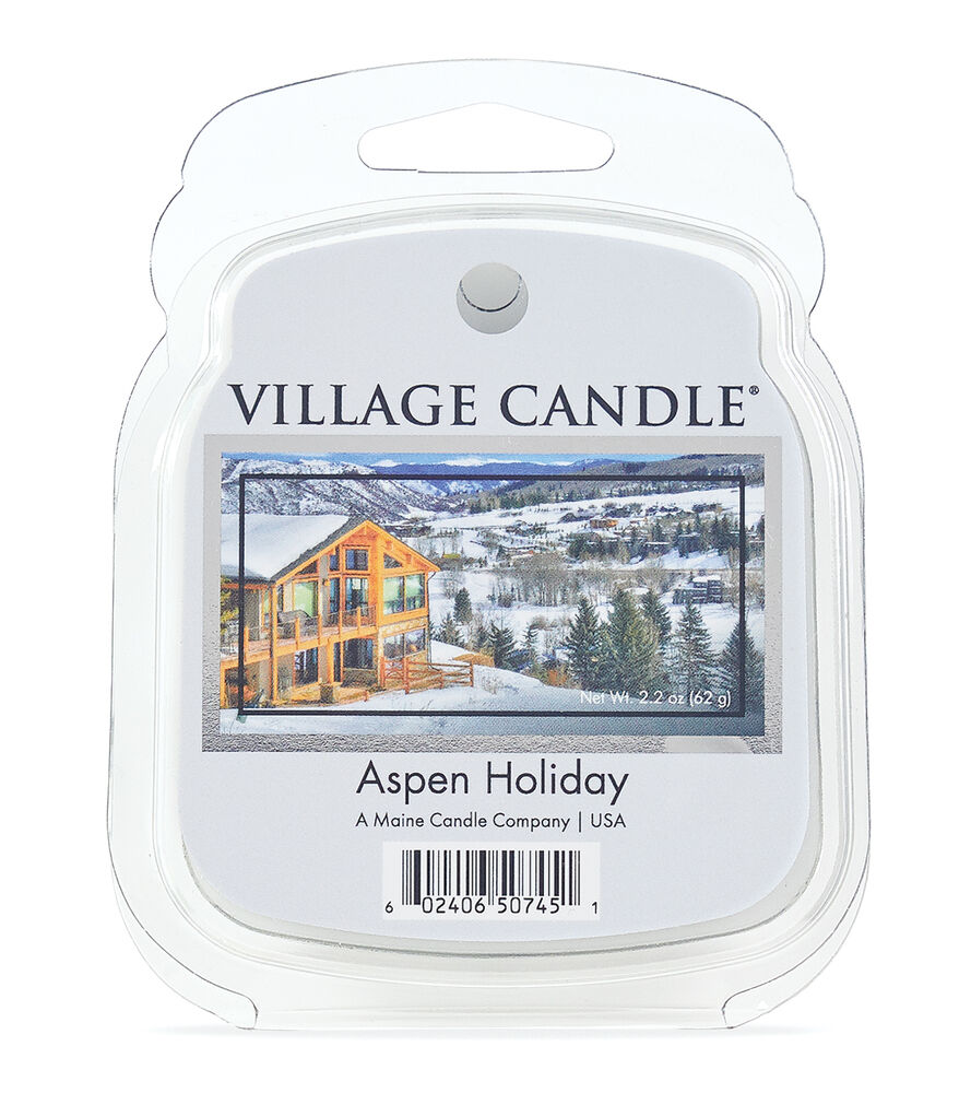 Aspen Holiday Candle image number 3