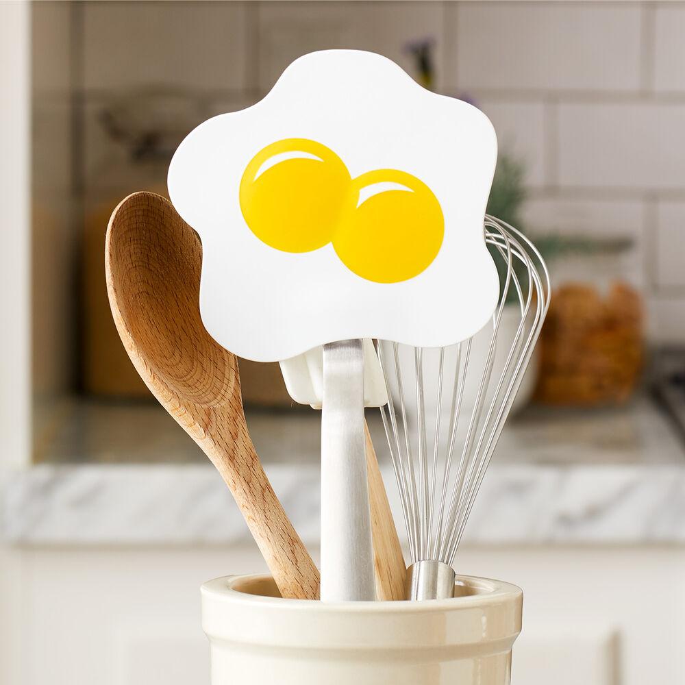 Egg Nylon Spatula image number 0