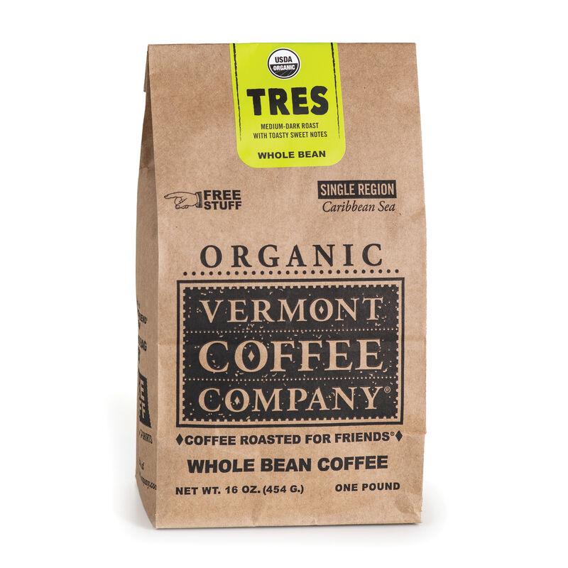 Tres Caribbean Whole Bean Coffee