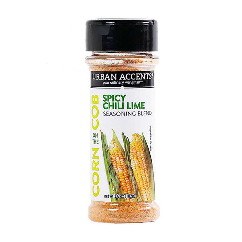 Spicy Chili Lime Corn on the Cob Seasoning