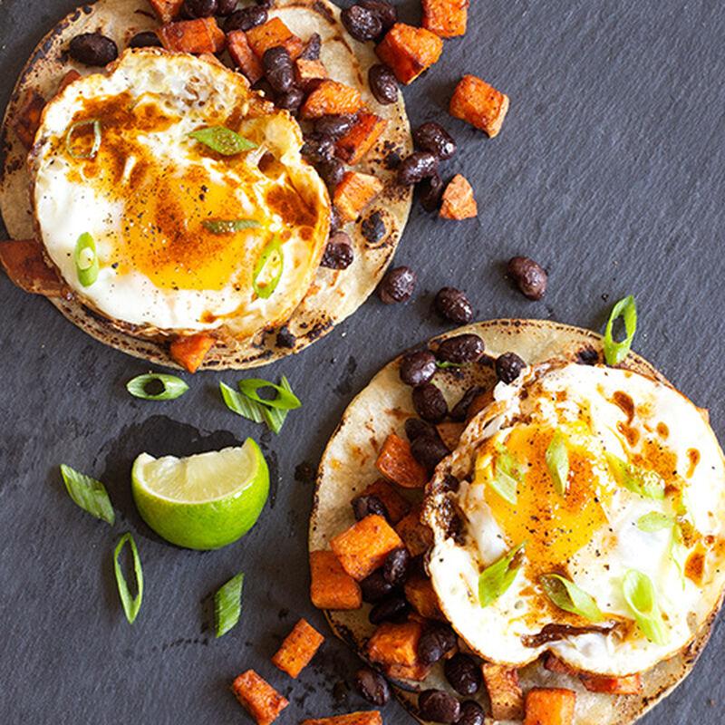 Mesa Rosa Breakfast Tacos