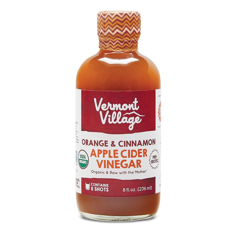 Organic Orange Cinnamon Sipping Vinegar