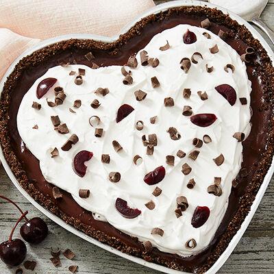 Bada Bing Chocolate Cream Pie