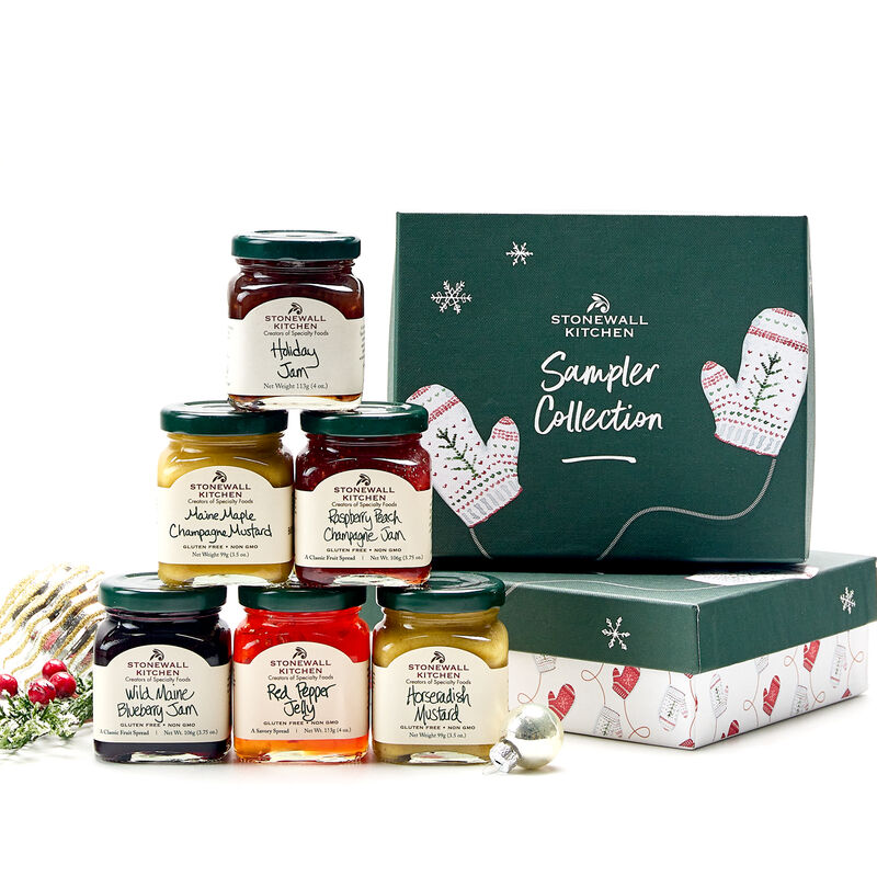 Sampler Collection Holiday 2021