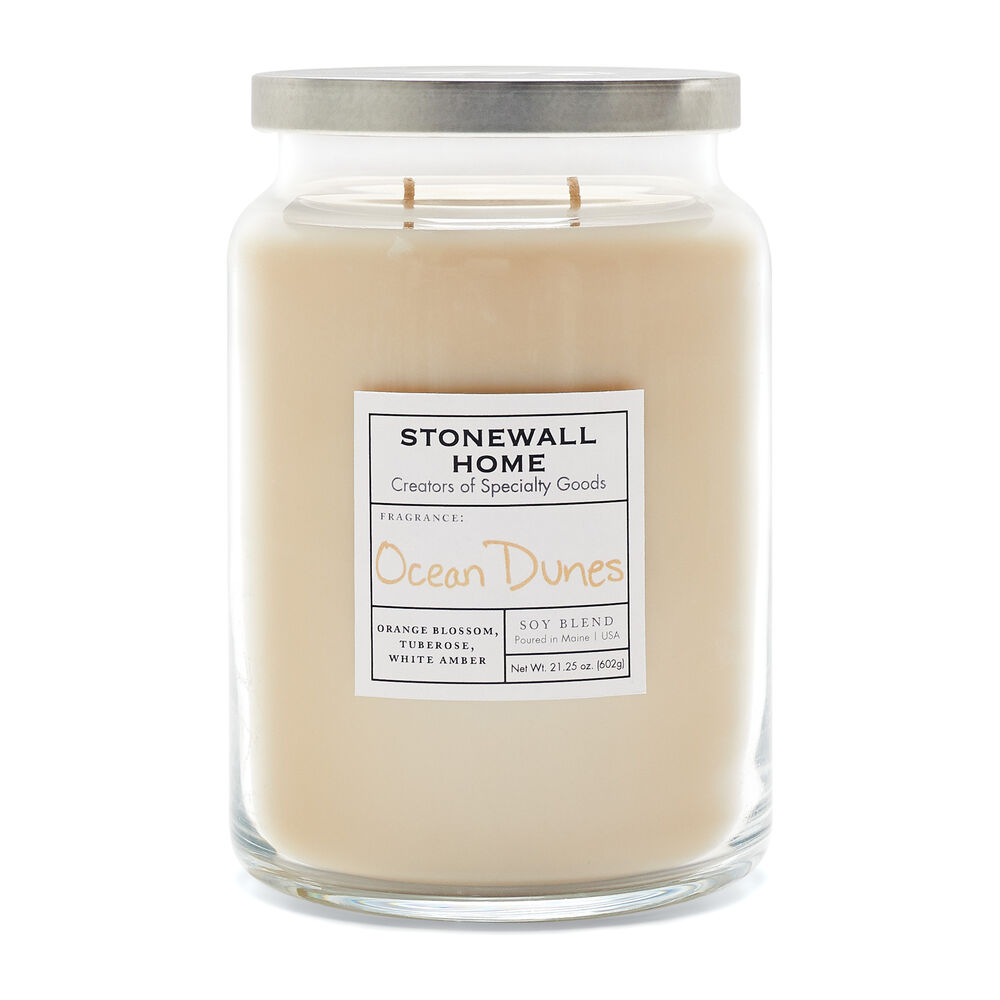Stonewall Home Ocean Dunes Candle image number 0