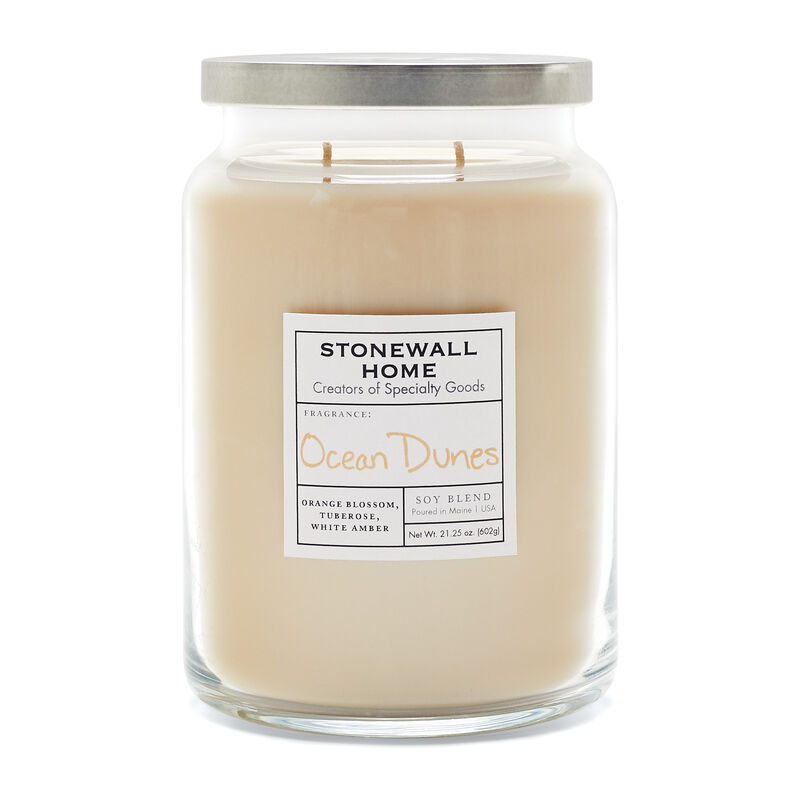 Stonewall Home Ocean Dunes Candle