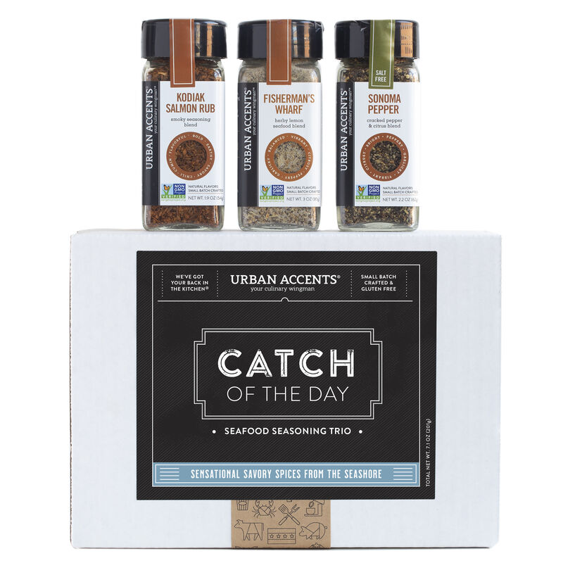 Catch of the Day, Seafood Spice Trio Gift