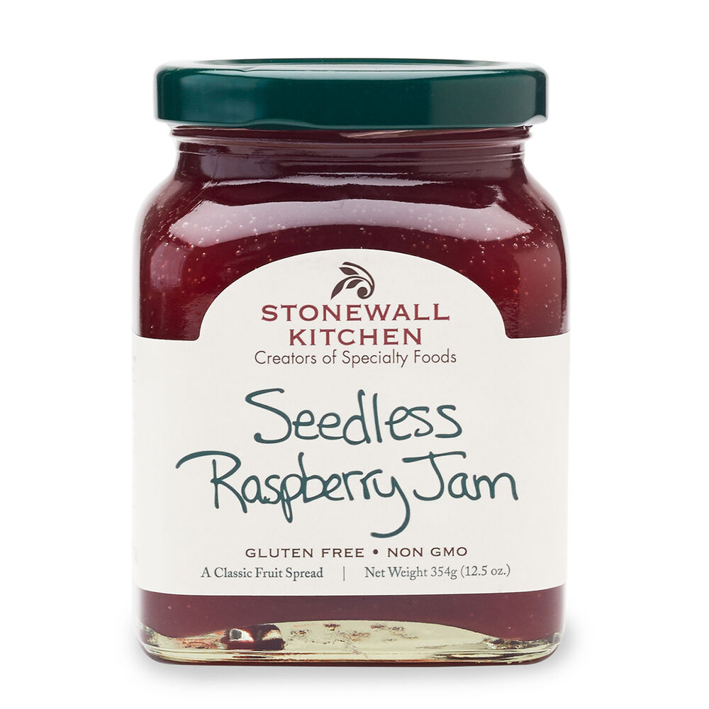 Seedless Raspberry Jam image number 0